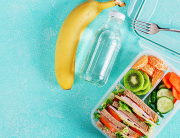 Essential Dental - Teeth Friendly Lunch For Kids