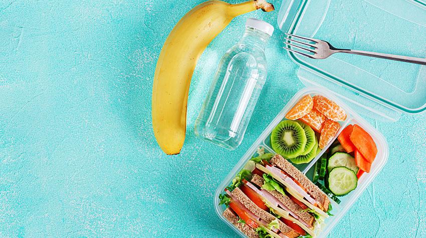Essential Dental - Teeth Friendly Lunch For Kids