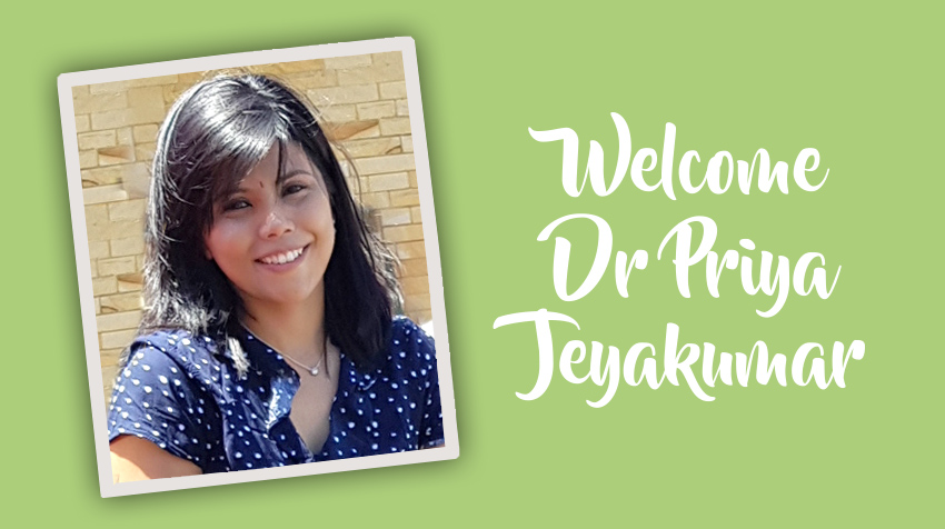 Essential Dental Welcome Dr Priya Jeyakumar